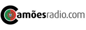 CamoesRadio.com Logo