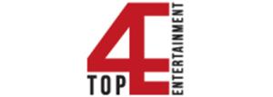 Top4 Entertainment Logo